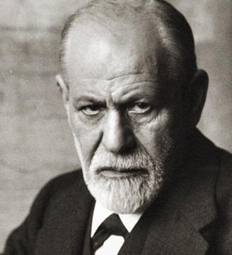 Sigmund Freud is alomtegenwoordig...